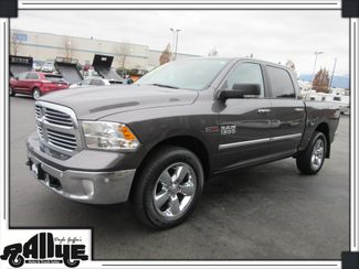 2015 Ram 1500 Ram Big Horn 4WD C/Cab EcoDiesel! in Burlington WA, 98233