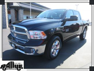 2015 Dodge 1500 Ram Big Horn 4WD C/Cab ECO DIESEL in Burlington WA, 98233