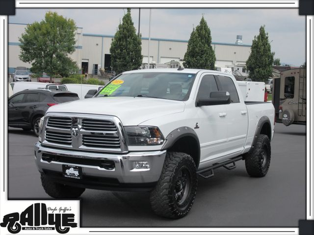 2015 Ram 2500 Big Horn C/Cab 4WD 6.7L Diesel in Burlington WA, 98233