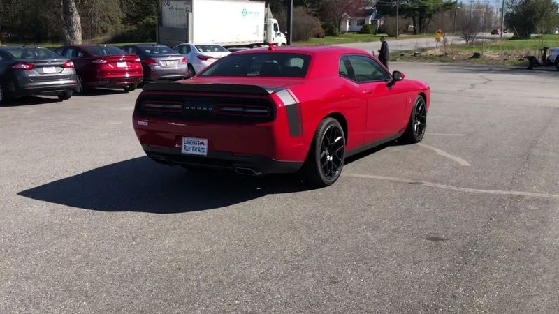 2015 Dodge Challenger RT Scat Pack  in Bangor, ME