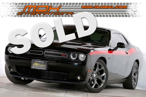 2015 Dodge Challenger R/T Plus - Manual - Navigation - Borla exhaust in Los Angeles