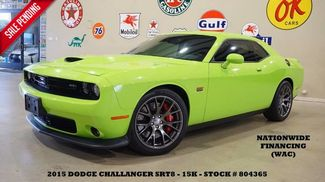 2015 Dodge Challenger SRT 392 AUTO,NAV,BACK-UP,HTD/COOL LTH,15K,WE FI... in Carrollton TX, 75006