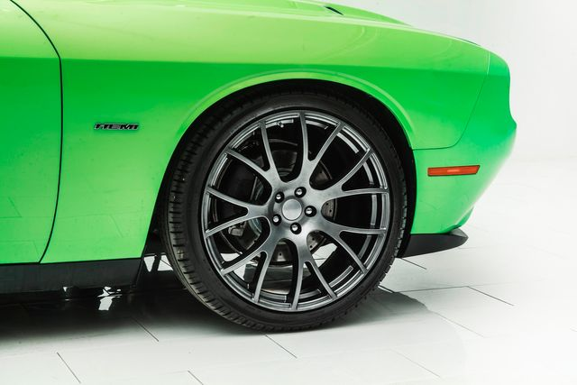 2015 Dodge Challenger R/T With Super Track Pack in Sublime Green in Carrollton, TX 75006