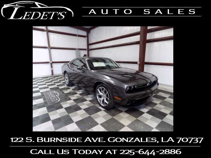 2015 Dodge Challenger SXT Plus - Ledet's Auto Sales Gonzales_state_zip in Gonzales Louisiana