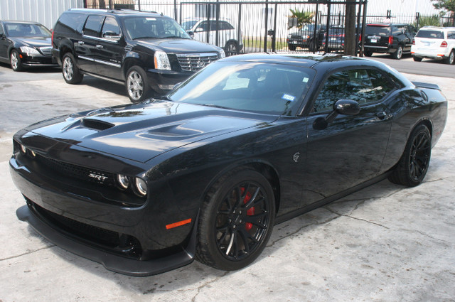 2015 Dodge Challenger SRT Hellcat Houston, Texas 1