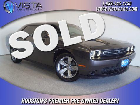 2015 Dodge Challenger SXT in Houston, Texas