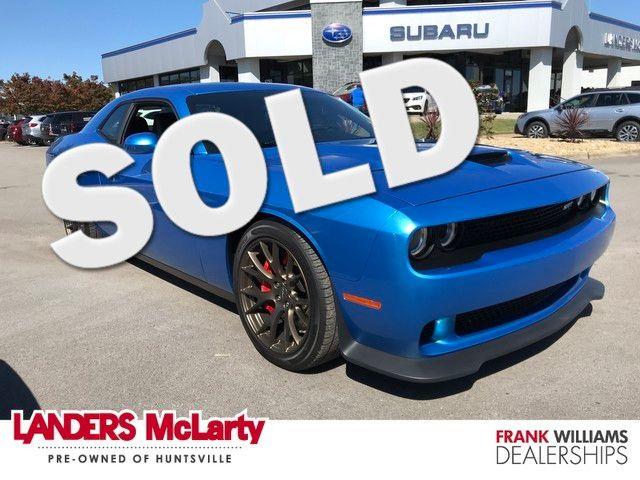 2015 Dodge Challenger SRT Hellcat | Huntsville, Alabama | Landers Mclarty DCJ & Subaru in  Alabama