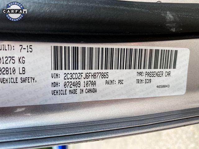 2015 Dodge Challenger R/T Scat Pack Madison, NC 44