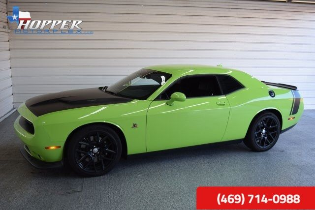 2015 Dodge Challenger R/T Scat Pack HPA