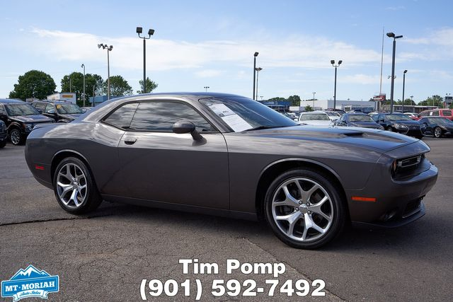 2015 Dodge Challenger SXT Plus LEATHER SUNROOF in Memphis, Tennessee 38115