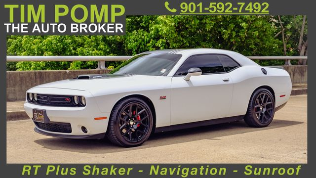 2015 Dodge Challenger R/T Plus Shaker SUNROOF NAVIAGTION COOLED N HEATED