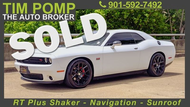 2015 Dodge Challenger R/T Plus Shaker | Memphis, Tennessee | Tim Pomp - The Auto Broker in Memphis Tennessee