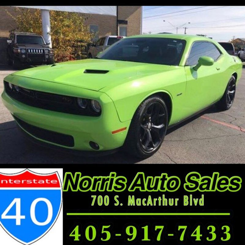 2015 Dodge Challenger R/T Plus | Oklahoma City, OK | Norris Auto Sales (I-40) in Oklahoma City OK