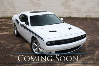 """2015 Dodge Challenger R/T w/HEMI V8, Super Track Pak, NAV, Heated/Cooled Seats, Moonroof & 20"""" Wheels in Eau Claire, Wisconsin 54703"""