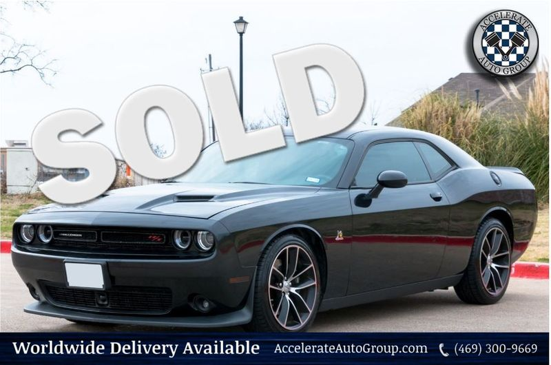 2015 Dodge Challenger R/T Scat Pack in Rowlett Texas