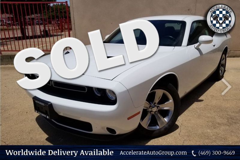 2015 Dodge Challenger SXT in Rowlett Texas