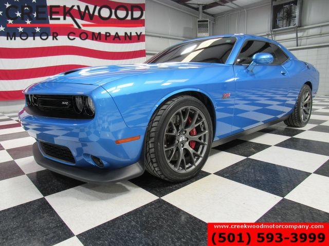 2015 Dodge Challenger SRT 392 Hemi Auto Blue 20s Financing LowMiles NICE