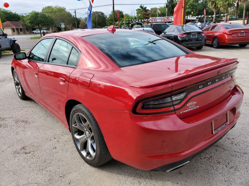 2015 Dodge Charger SXT  Brownsville TX  English Motors  in Brownsville, TX