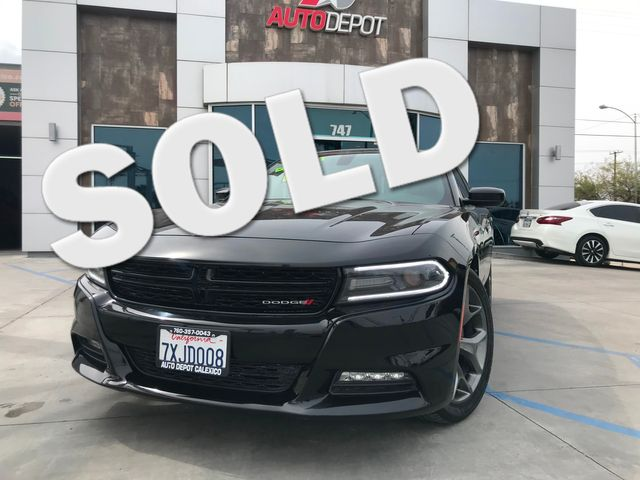 2015 Dodge Charger SXT in Calexico, CA 92231
