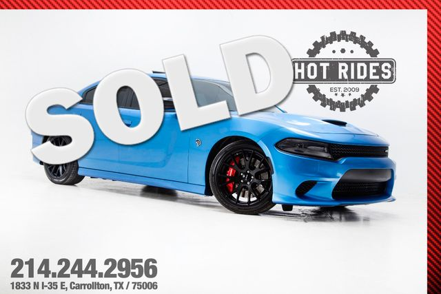 2015 Dodge Charger SRT Hellcat in B5 Blue