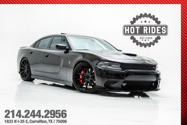 2015 Dodge Charger SRT Hellcat With Many Upgrades
