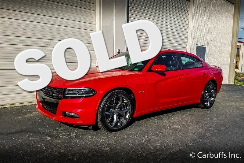 2015 Dodge Charger RT Plus | Concord, CA | Carbuffs