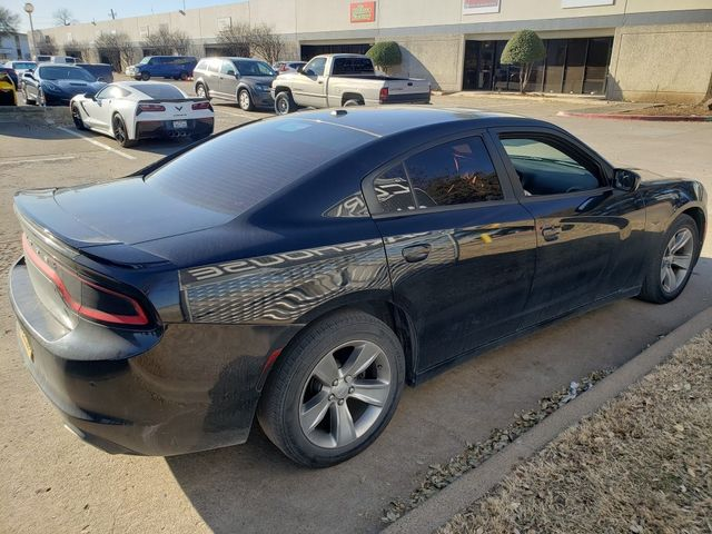 2015 Dodge Charger Sedan SE, Automatic, Cd Player, Alloys 40k Miles in Dallas, Texas 75220