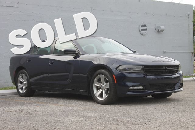 2015 Dodge Charger SXT Hollywood, Florida