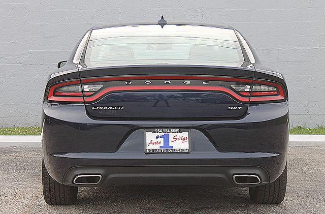 2015 Dodge Charger SXT Hollywood, Florida 6