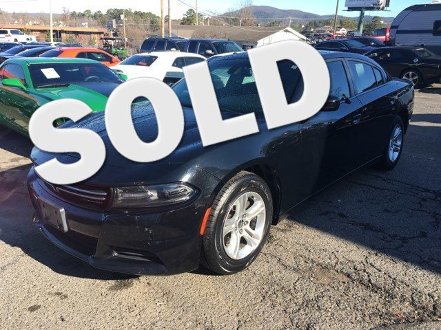 2015 Dodge Charger SE - John Gibson Auto Sales Hot Springs in Hot Springs Arkansas
