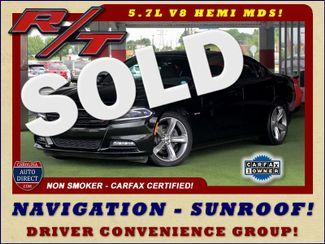2015 Dodge Charger RT - NAV - SUNROOF - DRIVER CONFIDENCE PKG! Mooresville , NC