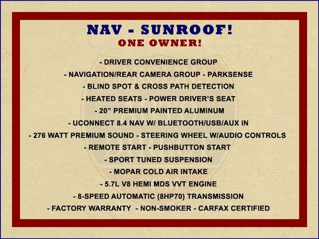 2015 Dodge Charger RT - NAV - SUNROOF - DRIVER CONFIDENCE PKG! Mooresville , NC 1