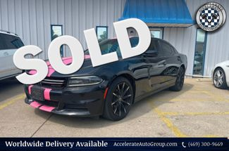 2015 Dodge Charger 3.6L V6, SE, LEATHER SEATS, 1-OWNER CLEAN CARFAX in Rowlett
