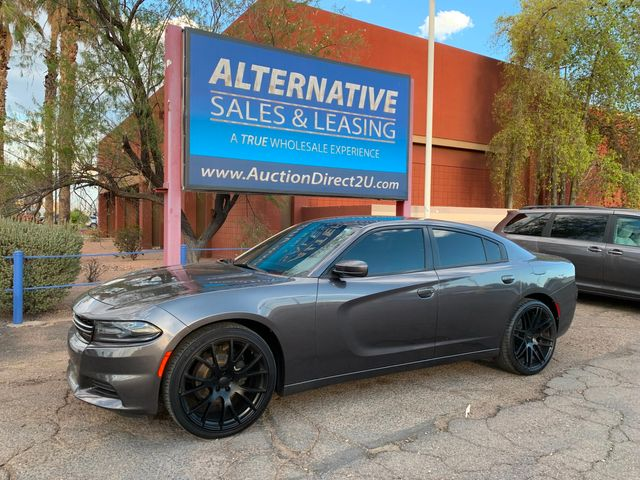 2015 Dodge Charger SE 3 MONTH/3,00 MILE NATIONAL POWERTRAIN WARRANTY Mesa, Arizona