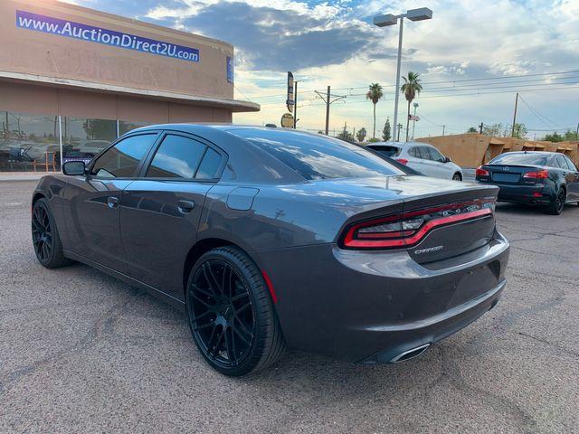 2015 Dodge Charger SE 3 MONTH/3,00 MILE NATIONAL POWERTRAIN WARRANTY Mesa, Arizona 2