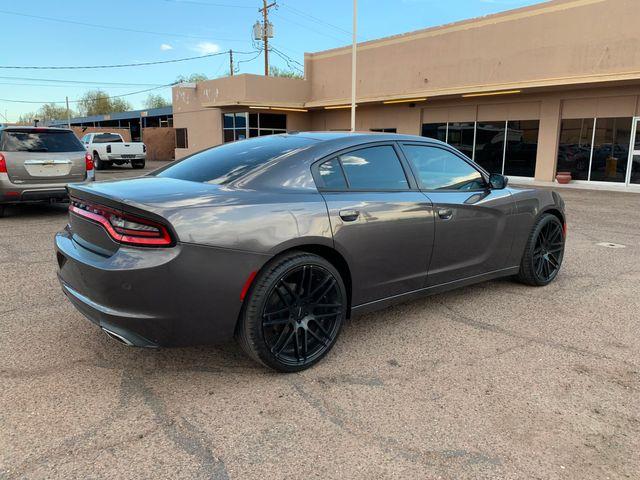 2015 Dodge Charger SE 3 MONTH/3,00 MILE NATIONAL POWERTRAIN WARRANTY Mesa, Arizona 4