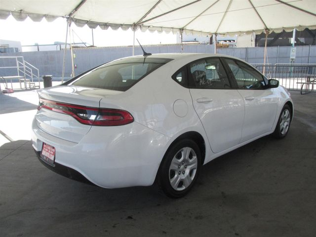 2015 Dodge Dart SE Gardena, California 2