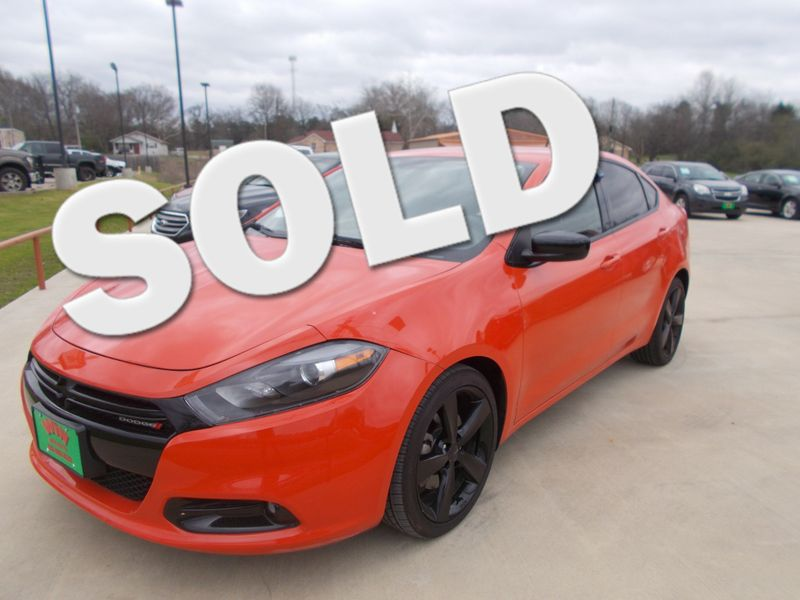 2015 Dodge Dart SXT | Gilmer, TX | Win Auto Center, LLC in Gilmer TX