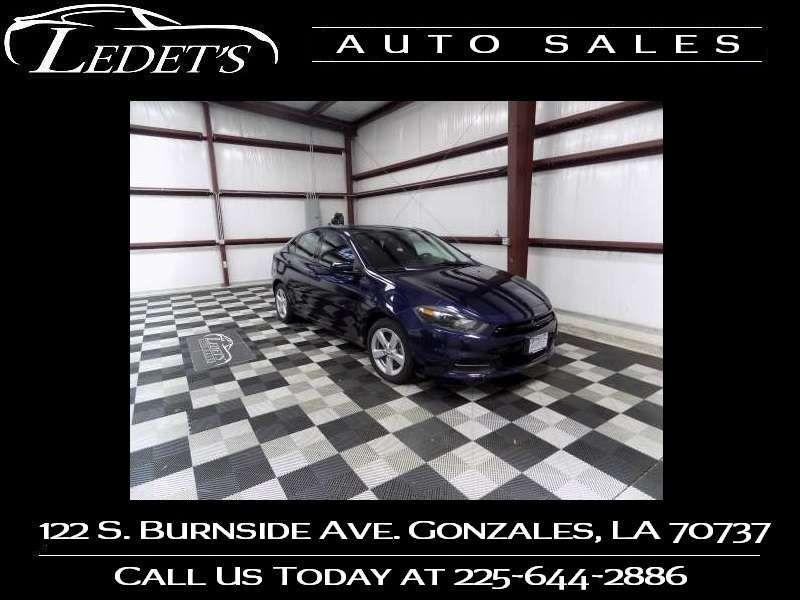 2015 Dodge Dart SXT - Ledet's Auto Sales Gonzales_state_zip in Gonzales Louisiana
