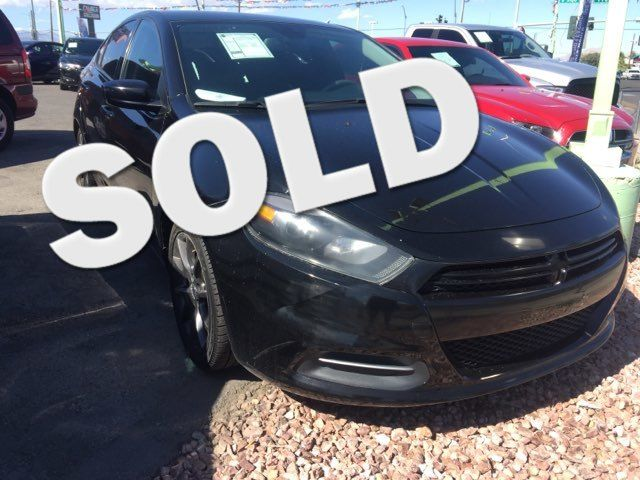 2015 Dodge Dart SE AUTOWORLD (702) 452-8488 Las Vegas, Nevada