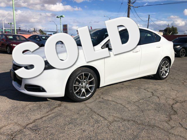 2015 Dodge Dart SXT CAR PROS AUTO CENTER (702) 405-9905 Las Vegas, Nevada
