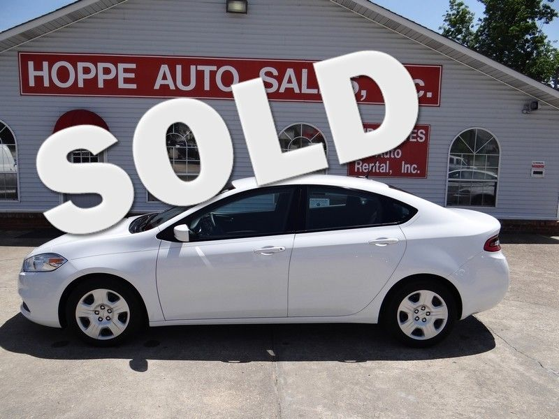 2015 Dodge Dart SE | Paragould, Arkansas | Hoppe Auto Sales, Inc. in Paragould Arkansas