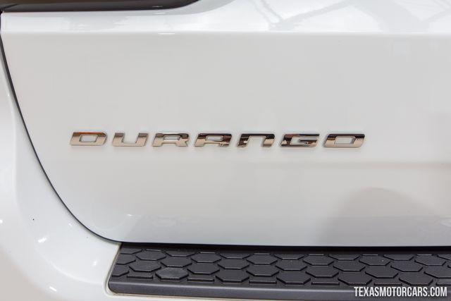 2015 Dodge Durango SXT in Addison Texas, 75001