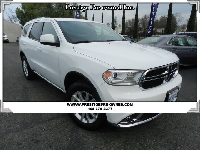 2015 Dodge Durango AWD SXT in Campbell, CA 95008