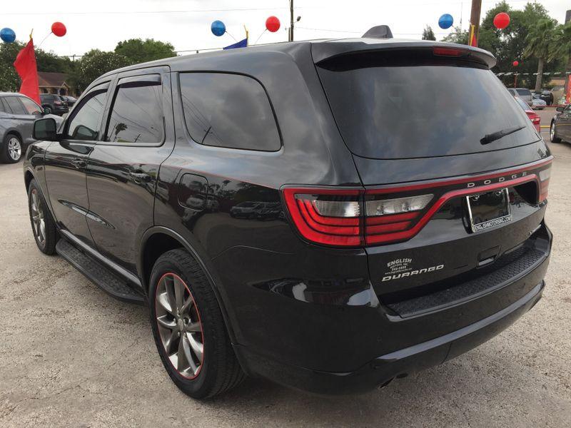 2015 Dodge Durango Limited  Brownsville TX  English Motors  in Brownsville, TX