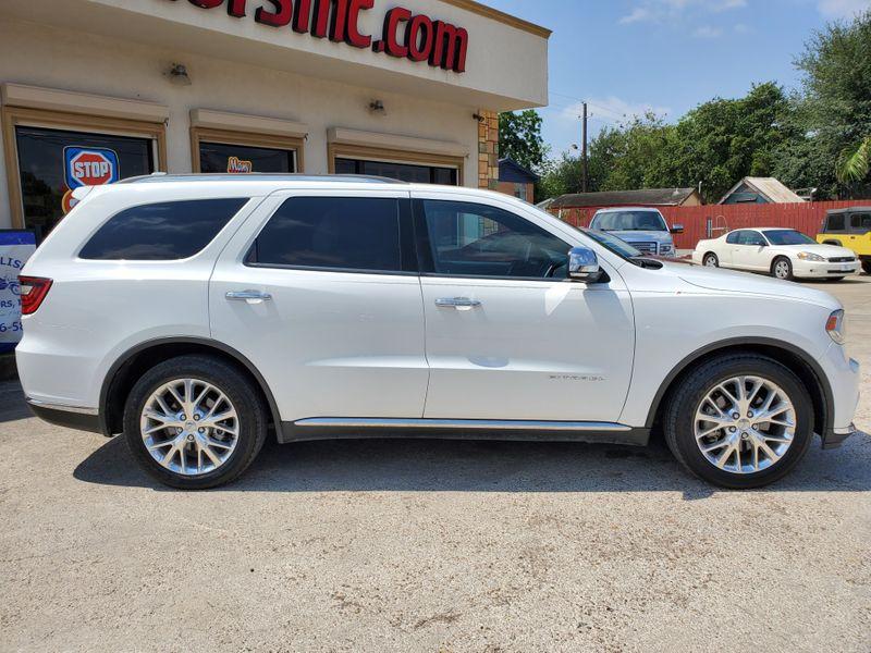 2015 Dodge Durango Citadel  Brownsville TX  English Motors  in Brownsville, TX