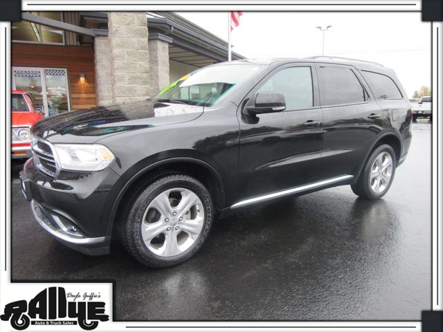 2015 Dodge Durango Limited 4WD in Burlington, WA 98233