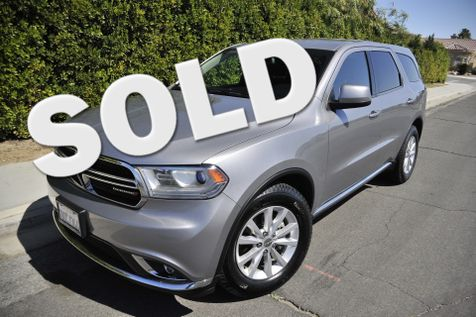 2015 Dodge Durango SXT in Cathedral City