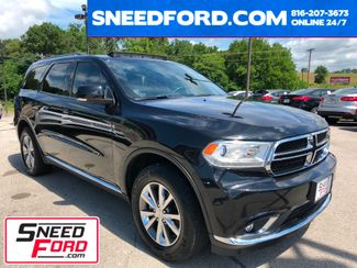 2015 Dodge Durango Limited 4X4 in Gower Missouri, 64454