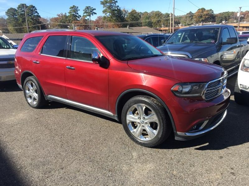 2015 Dodge Durango SXT - John Gibson Auto Sales Hot Springs in Hot Springs Arkansas
